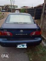 Cheap Corolla 2001 urgently for sell