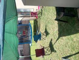 Trampoline 10 foot 3 month old