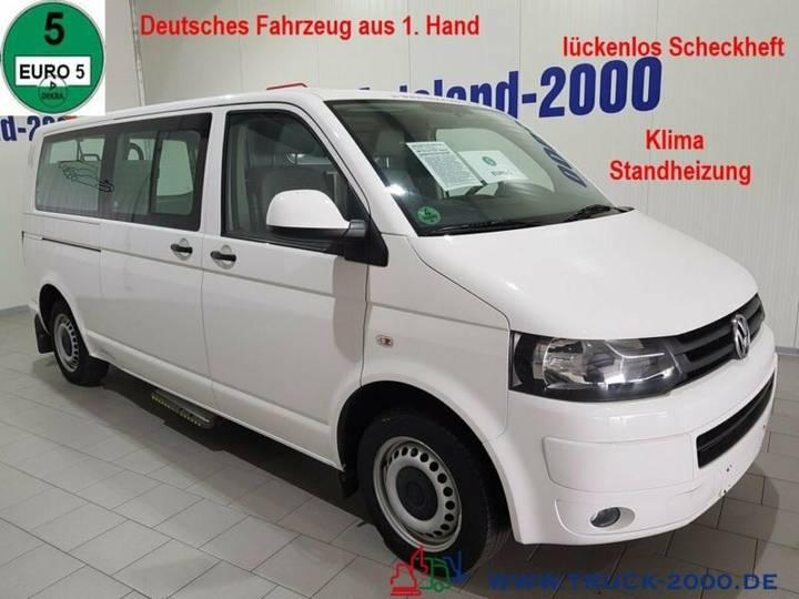 Volkswagen T5 2.0 TDI Lang 1.Hand Klima Wohnmobil Freizeit - 2011