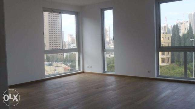 New apartmebnt for sale in Zoukak el blat -facing Solidere راس  بيروت -  2