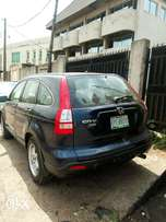 Honda CRV,first body,lagos cl.