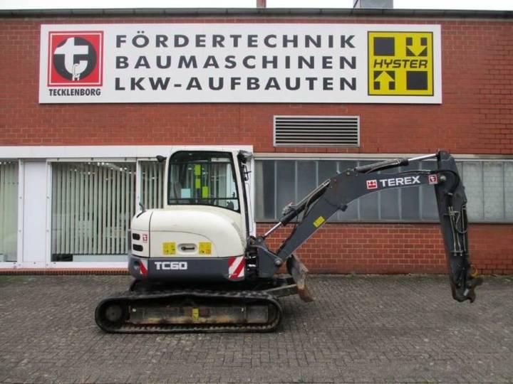 Terex Schaeff TC 60 - 2012