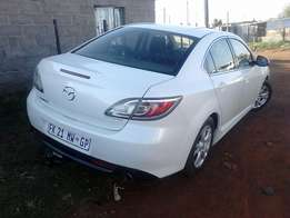 In good condition mazda 6 sport for sale