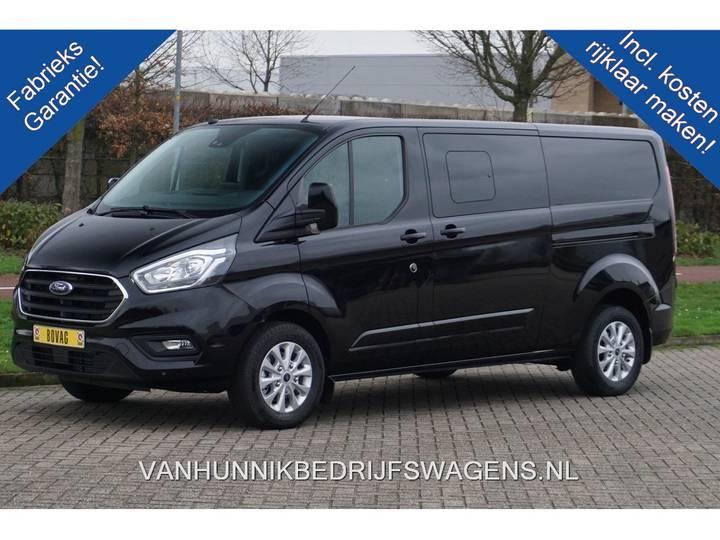 Ford Transit Custom 320L 170PK 2.0 TDCI Limited Dubbel Cabine ... - 2019