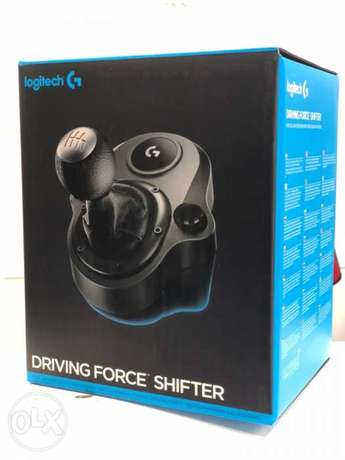 Logitech Shifter Gear