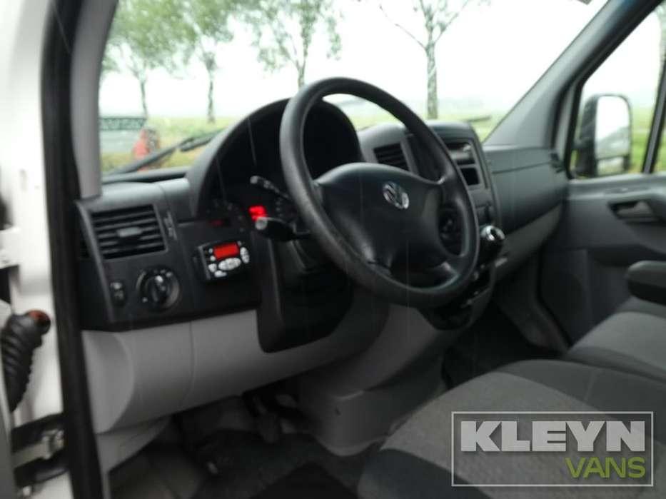 Volkswagen CRAFTER 50 2.0 TDI dag-/nachtkoeler ac - 2012 - image 6
