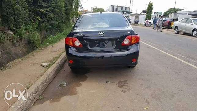 Toyota Corolla 2009 Model Very Clean Perfectly Condition Lagos Clear Ikeja - image 2