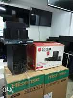 Brand new 1000 watts Bluetooth LG home theatre system