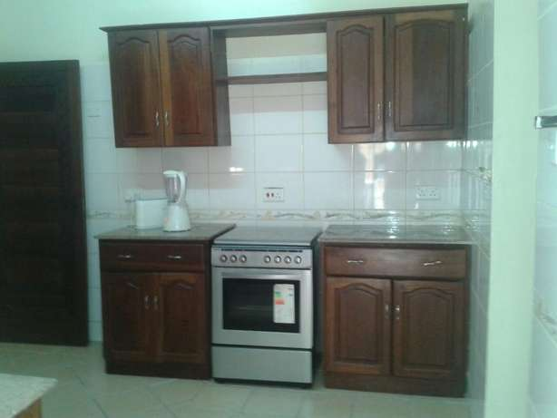 Fully furnished 3 bed Apartment To let Nyali Citymall Nyali - image 6