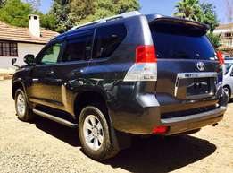 Toyota prado Tx 2010 model