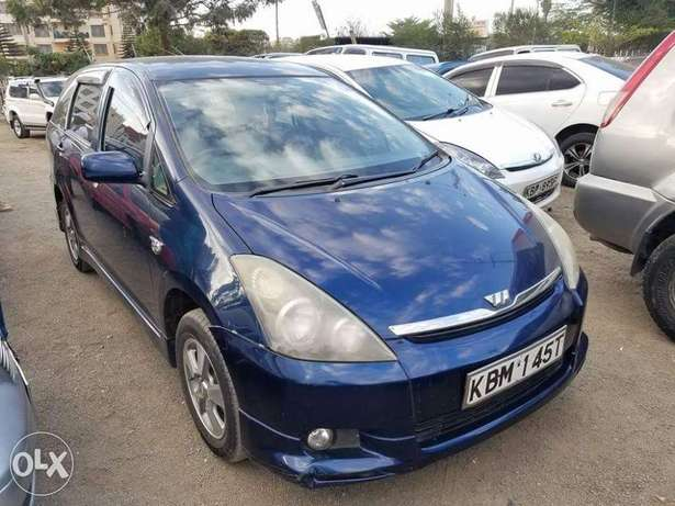 Toyota wish extremely clean. Buy and drive Embakasi - image 1