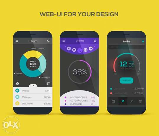 Mobile Apps,UI,UX,illustrator,ArtWork,Branding,Clipart,Student Project