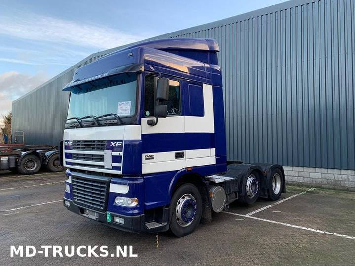 DAF XF 95 430 manual 6x2 euro 3 - 2005