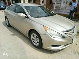 2012 Hyundai Sonata Fairly Used For N2.5M