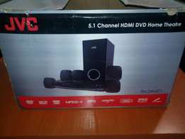 JVC 5.1 home theater system