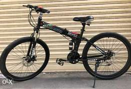 Land Rover 26inch adult bike brand new 45bd