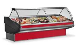 Meat Display Chiller - refrigerated