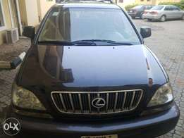 firely used RX 300 in very good condition with no record of accident