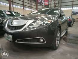 Extremely clean registered 2010 acura zdx