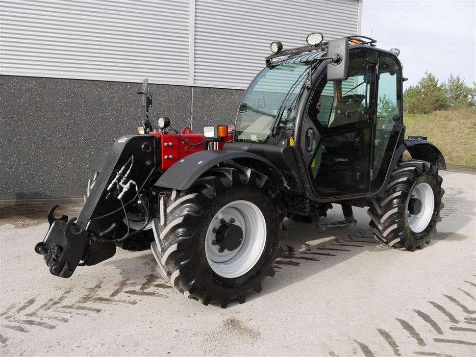 Case IH Farmlift 742 - 2014