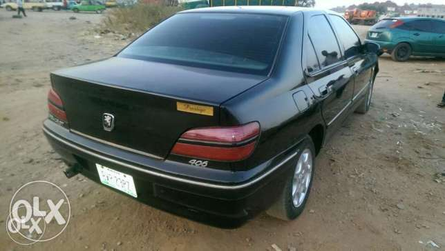 Very Neat and SHARP Peugeot 406 up for grabs! Abuja - image 1