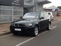 2006 BMW X3 Automaic M Sport 3.0 Diesel - Very Well Kept - For Sale