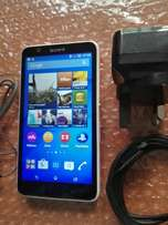 Sony Xperia E4 with charger & box