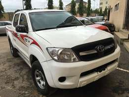 Very clean and affordable Toyota Hilux