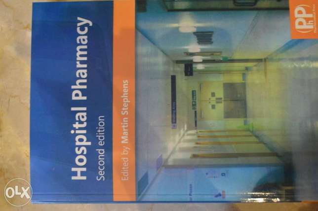Hospital Pharmacy - Martin Stephens 2nd edition price