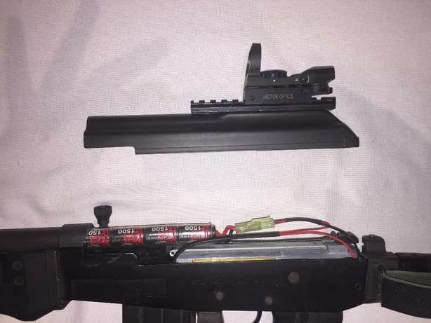 King Arms R5 Galil Airsoft rifle Brooklyn - image 5