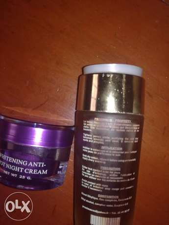 Flawless face cream with spots remover Lagos - image 1