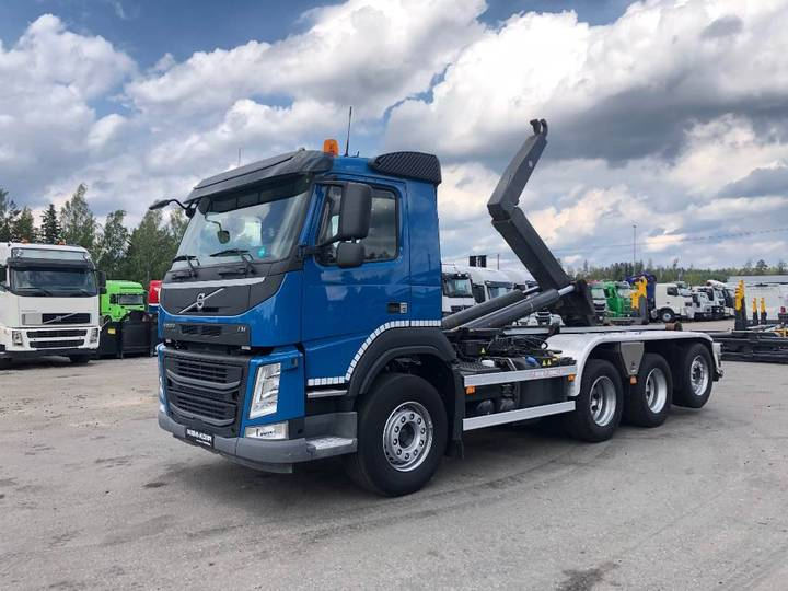Volvo Fm410 8x4*4 - 2016