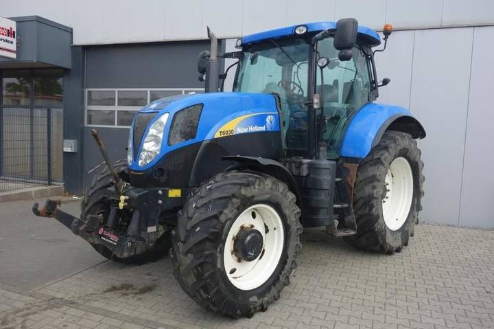 New Holland t6030 - 2013