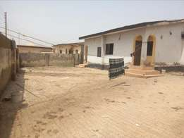 2units of 2bedroom semi detached flats for sale around NIA FHA Lugbe