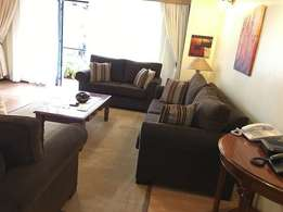 Lavington Off Riara Rd 3 Bedroom Fully Furnished Apartment
