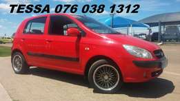 2010 Hyundai Getz 1.4 HS in very good condition Bargain buy R59900