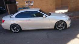 BMW 330i 2011 E93 convertible for sale