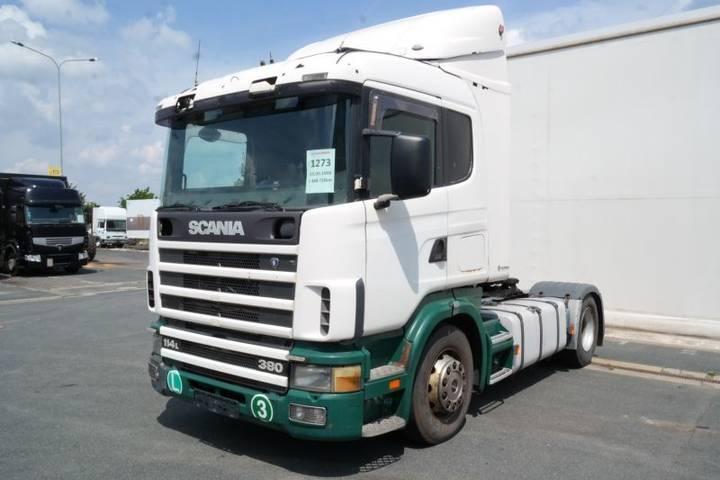 Scania 114L/380 LA 4X2 NA RETARDÉR - 1999