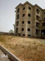 An almost completed plaza for sale in lifecamp
