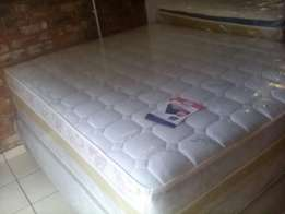 Double bed R 1999,Queen from R2499,King R3999