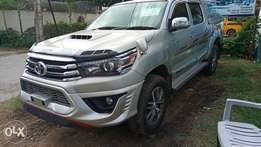 2011 Toyota Hilux Doublecab KCP number