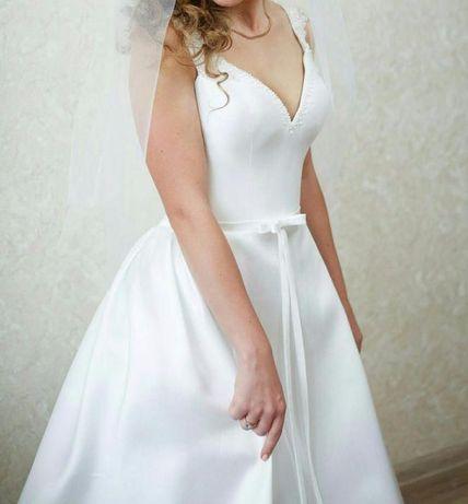 Продам весільну сукню   продам свадебное платье Луцьк - зображення 1 1b3b52c57d7a0