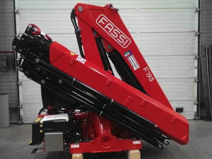 Fassi F195a.0.25 E-active - 2018