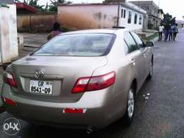 Toyota camry 2008 model going for quick sale