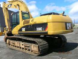 CAT330CLs for Sale in Accra Slightly Home Used