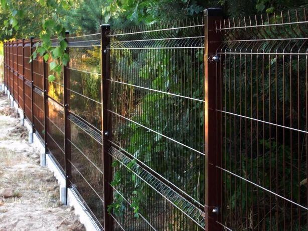 Wspaniały Ogrodzenia Panelowe Montaż Ogrodzeń 73zł/mb Panel Panele TC29