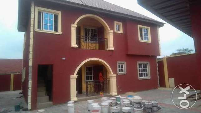 2 Bedroom Flat at Elebu Oluyole Extension Ibadan South West - image 1