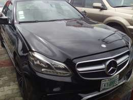 Mercedes Benz e350 upgreded to 014 6months old