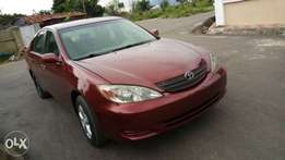 A first body 2005 Toyota Camry for Sale