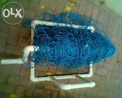 Aqua-Net pool net on roller